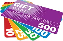 Buy and Sell Gift Cards in Louisville KY